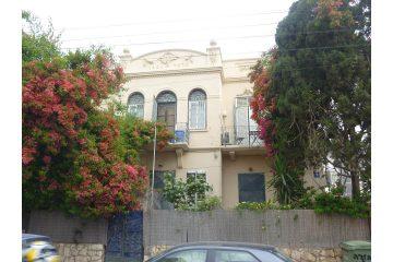 """יהודה הלוי 7 – """"בית לדרברג"""""""