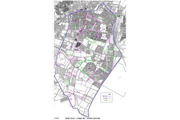 סקר עירוני – דרום תל אביב